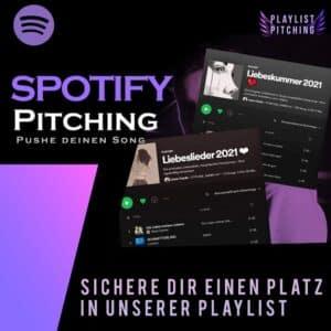 Playlist Pitching
